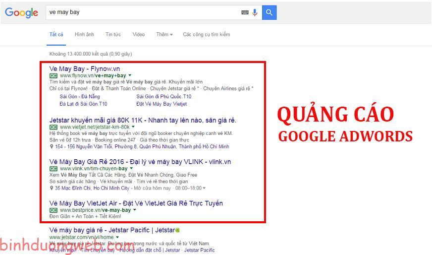 khóa học quảng cáo google ads